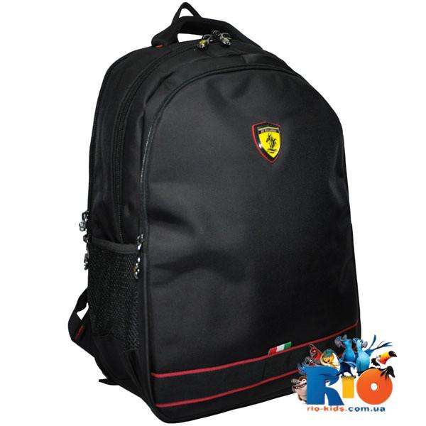 Школьный рюкзак 48x33 см, спинка ортопед, плащевка, для мальчиков(мин.заказ - 1 ед.)