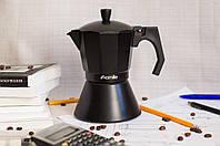 Кофеварка гейзерная индукция Kamille 2512 300 мл