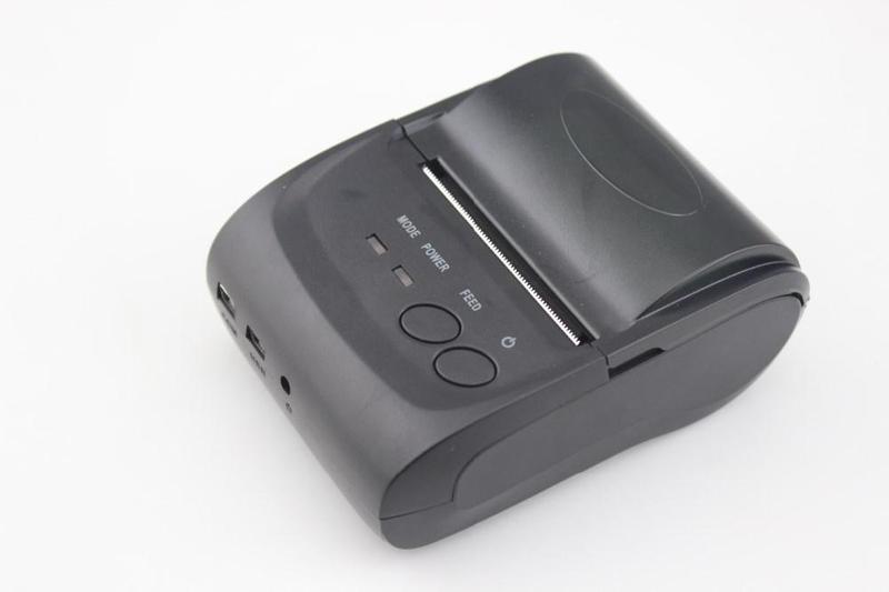 POS-принтер бездротовий Jepod JP-5802LYA Black (JP-5802LYA)