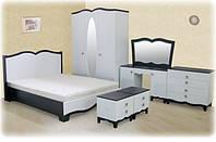 Спальня белая Тиффани