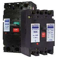 Автоматичний вимикач силовой УКРЕМ ВА-2004N/250 3р 160А АСКО