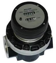 Лічильник ОГМ-A-50 М (30-300 л / хв) з механічним дисплеєм (сталеві шестерні)