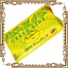 Фасовка 10*22 Green Line жовтий 800 (1000)