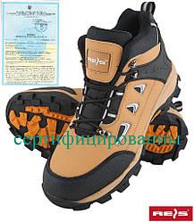Спецобувь рабочие ботинки Reis Польша BRMOUNTAIN BRB