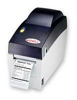 Термопринтер штрих кодов Godex DT2c, фото 1