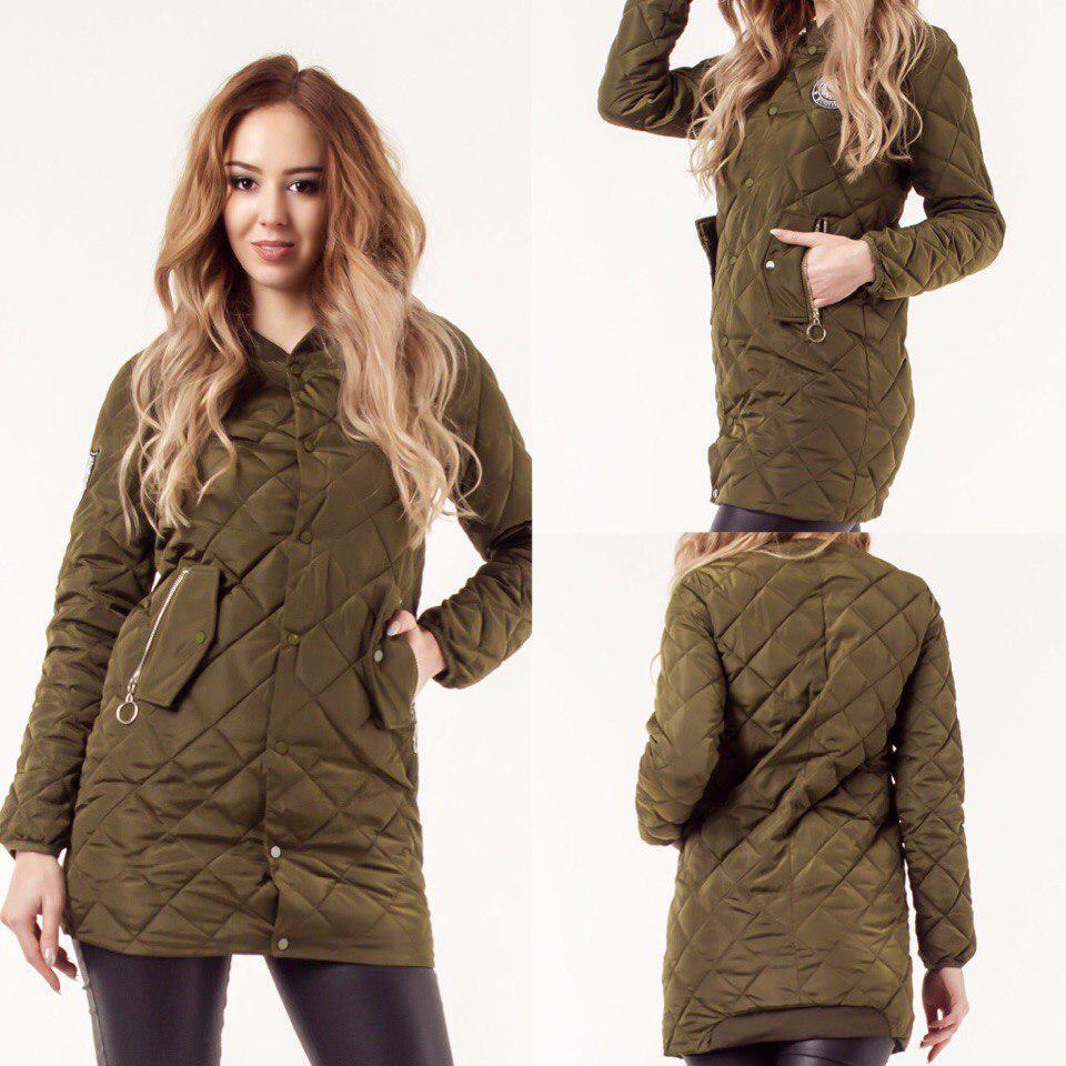 6b5bce9f Модная куртка демисезон на кнопках: продажа, цена в Одессе. куртки ...