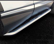 Подножки Оригинал на Honda Pilot ( c 2015 --) Хонда Пилот PRS