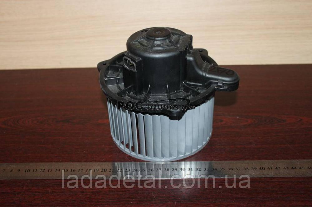 Мотор печки Приора 2170, 2171, 2172 с кондиционером