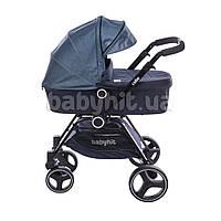 Универсальная коляска 2 в 1 Babyhit Cube Blue