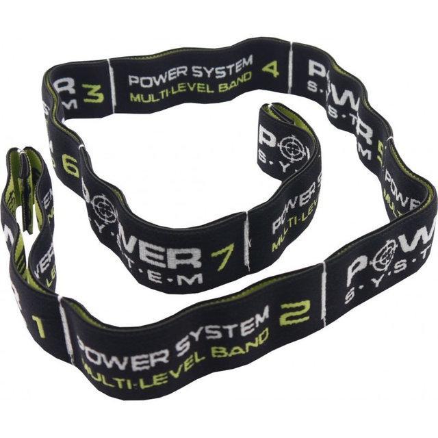 Эластичная лента Power System MULTILEVEL Elastic Band (PS-4067)
