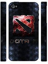 Чехол Dota 2 для iPhone 4/4s