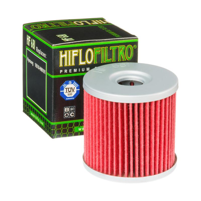 Фильтр масляный Hiflo HF681