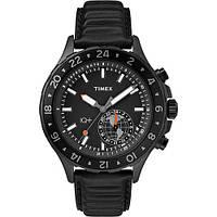 Чоловічий годинник Timex TW2R39900F5 iQ+ Move Multi-Time, фото 1