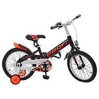 Детский двухколесный велосипед Profi W18115-4, 18 дюймов