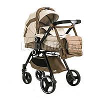 Универсальная коляска 2 в 1 Babyhit Cube Beige