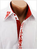 Вышиванка мужская Guiseppe Gentile (классика : XL.XXL.XXXL), фото 3