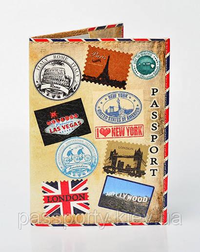 Стильные обложки на паспорт для мужчин