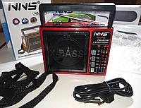 Радиоприемник NNS NS-215U + фонарь LED (MP3, USB, FM, AM, AUX)