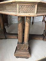 Антикварный стол в столовую, гостиную. Середина ХІХ века