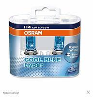 Лампы накаливания Osram H4 62193 CBH Cool Blue Hyper