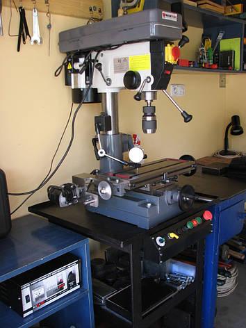 Сверлильно-фрезерный станок maktek  ZX7016, фото 2