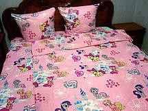 Детское постельное белье Пони оптом и в розницу