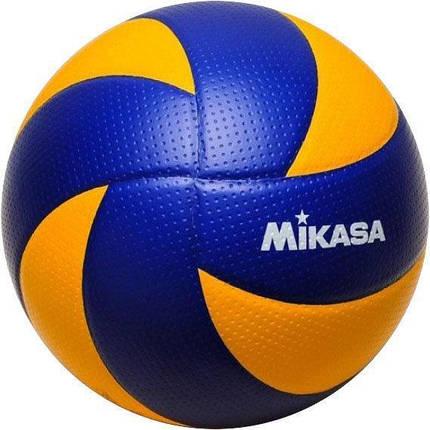 Мяч волейбольный Mikasa MVA 300 (оригинал), фото 2