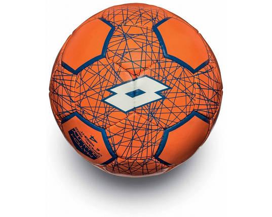 Футбольный мяч BALL FB700 LZG 4 FANTA FLUO/WHITE, фото 2