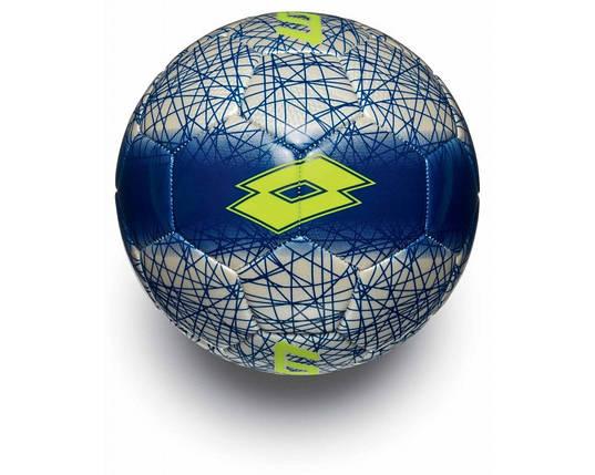 Футбольный мяч BALL FB900 LZG 5 WHITE/YELLOW SAFETY, фото 2