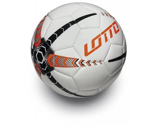 Мяч футзальный BALL FS500 III WHITE/FANTA FLUO, фото 2