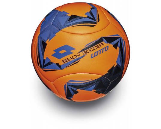 Футбольный мяч BALL BEACH KRYPTON FLUO FANTA/SHIVER, фото 2