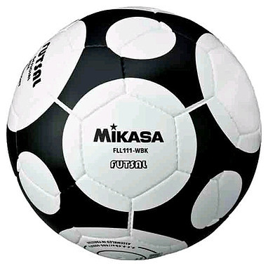 Мяч футзальный Mikasa FLL111-WBK