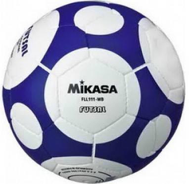 Мяч футзальный Mikasa FLL111-WB, фото 2