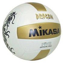 Мяч волейбольный Mikasa VXS-DR1, фото 3