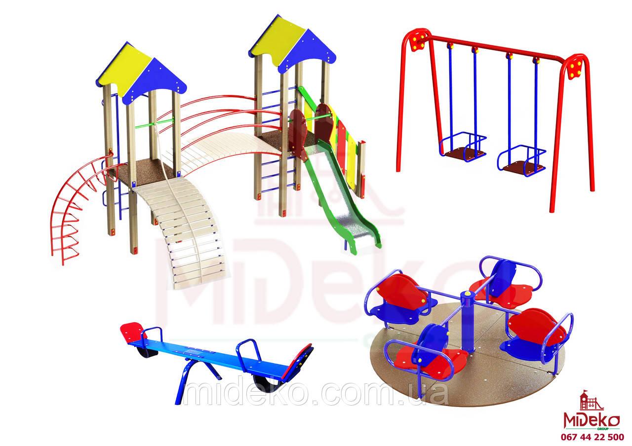 Детская площадка 3409