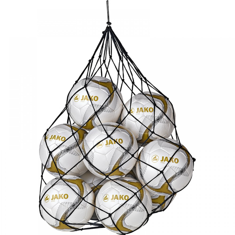 Сетка для мячей Ball net for 10 balls (black)