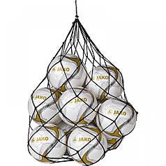 Сетка для мячей Ball net for 10 balls (black)