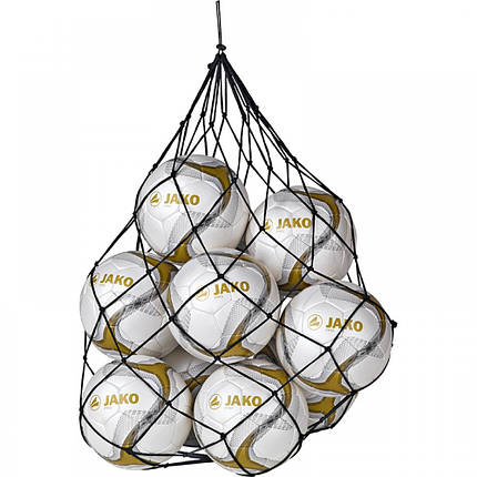 Сетка для мячей Ball net for 10 balls (black), фото 2