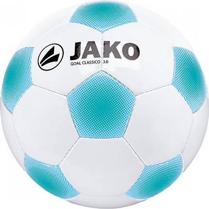 Ball Goal Classico 3.0 (white/sky blue/turquoise), фото 2