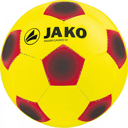 Ball Indoor Classico 3.0 (yellow/red/black), фото 2