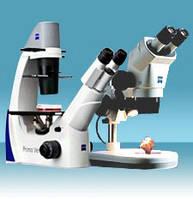 Микроскоп Primo Vert для биологии