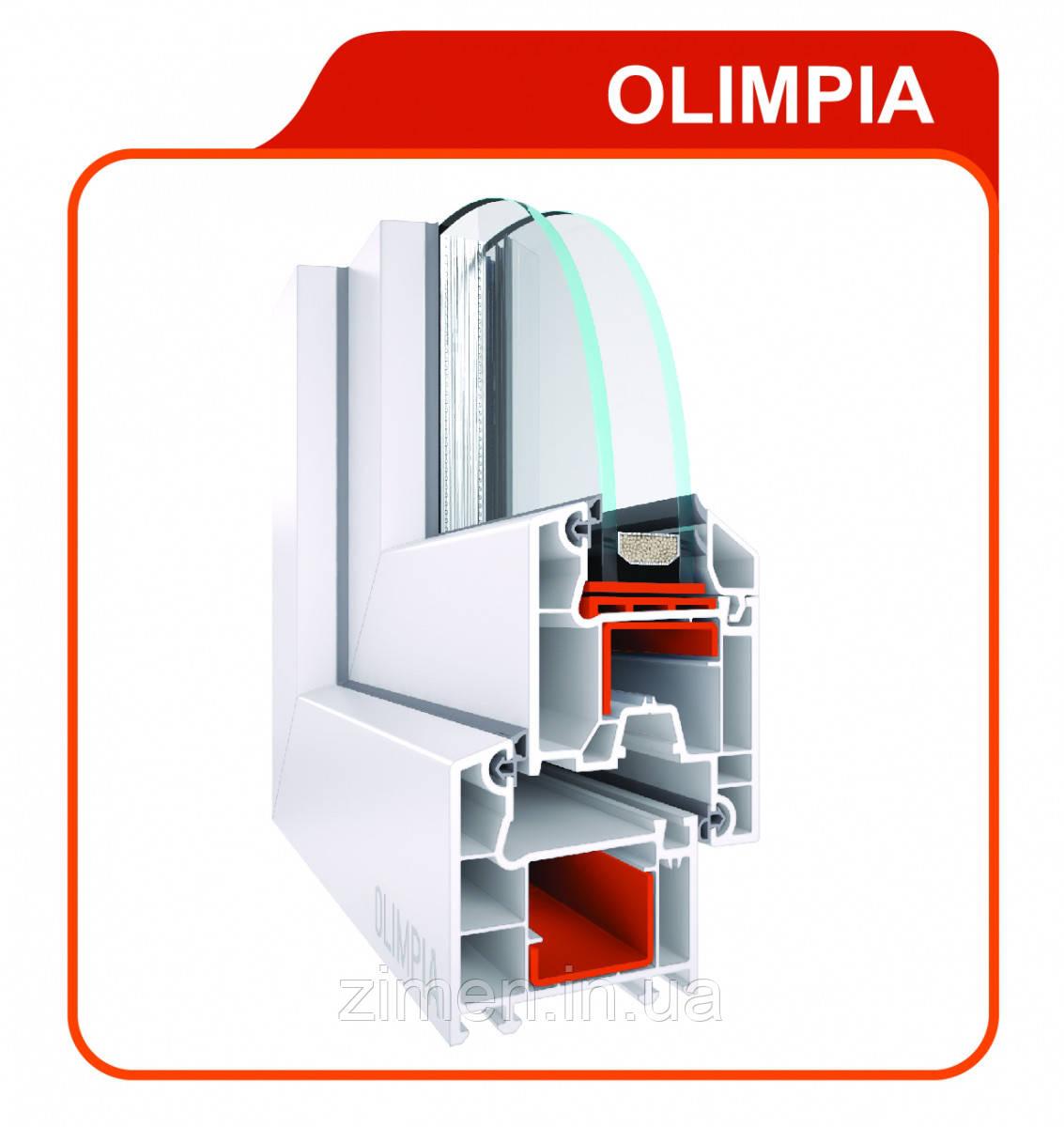 Окна WDS Olimpia