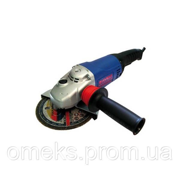 Угловая шлифовальная машина Фиолент МШУ9-16-180