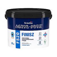 Шпаклевка ACRYL-PUTZ FS20  5 кг. финиш sniezka
