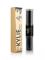 Консилер и бронзер Kylie (Кайли) Stick concealer bronzing, фото 1