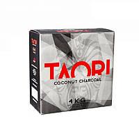 Уголь для кальяна кокосовый TAORI 4 кг