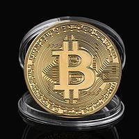Биткоин монета Bitcoin