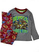 Детская качественная пижама TURTLES