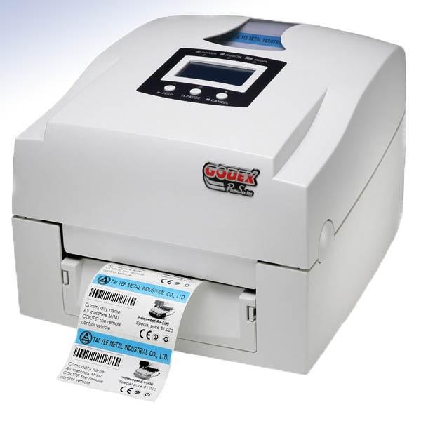 Принтер етикеток, штрих-кодів Godex EZPI 1200