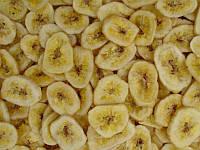 Банан чипс сушеный, кг